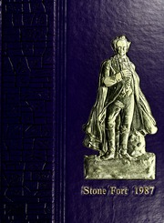 Page 1, 1987 Edition, Stephen F Austin State University - Stone Fort Yearbook (Nacogdoches, TX) online yearbook collection
