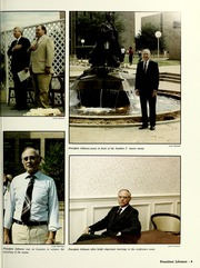 Page 13, 1987 Edition, Stephen F Austin State University - Stone Fort Yearbook (Nacogdoches, TX) online yearbook collection