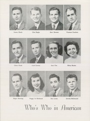 Page 132, 1947 Edition, Abilene Christian College - Prickly Pear Yearbook (Abilene, TX) online yearbook collection