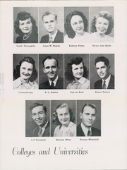 Page 133, 1947 Edition, Abilene Christian College - Prickly Pear Yearbook (Abilene, TX) online yearbook collection