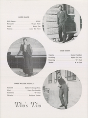 Page 134, 1947 Edition, Abilene Christian College - Prickly Pear Yearbook (Abilene, TX) online yearbook collection