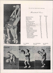 Page 158, 1949 Edition, Abilene Christian College - Prickly Pear Yearbook (Abilene, TX) online yearbook collection
