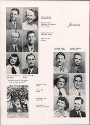 Page 90, 1949 Edition, Abilene Christian College - Prickly Pear Yearbook (Abilene, TX) online yearbook collection