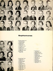Page 83, 1961 Edition, Abilene Christian College - Prickly Pear Yearbook (Abilene, TX) online yearbook collection