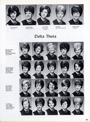 Page 266, 1966 Edition, Abilene Christian College - Prickly Pear Yearbook (Abilene, TX) online yearbook collection