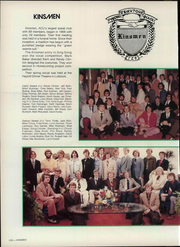 Page 134, 1976 Edition, Abilene Christian College - Prickly Pear Yearbook (Abilene, TX) online yearbook collection