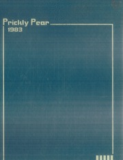 Abilene Christian College - Prickly Pear Yearbook (Abilene, TX) online yearbook collection, 1983 Edition, Page 1