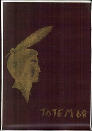 1968 Edition, McMurry University - Totem Yearbook (Abilene, TX)
