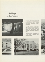 Page 14, 1969 Edition, McMurry University - Totem Yearbook (Abilene, TX) online yearbook collection