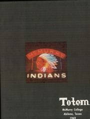 Page 5, 1969 Edition, McMurry University - Totem Yearbook (Abilene, TX) online yearbook collection