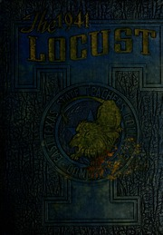 1941 Edition, East Texas State University - Locust Yearbook (Commerce, TX)