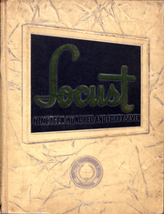 1947 Edition, East Texas State University - Locust Yearbook (Commerce, TX)