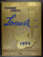 1949 Edition, East Texas State University - Locust Yearbook (Commerce, TX)