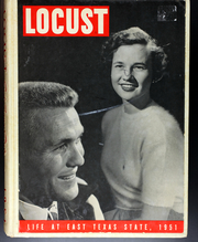 1951 Edition, East Texas State University - Locust Yearbook (Commerce, TX)