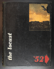 1952 Edition, East Texas State University - Locust Yearbook (Commerce, TX)