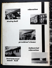 Page 12, 1952 Edition, East Texas State University - Locust Yearbook (Commerce, TX) online yearbook collection