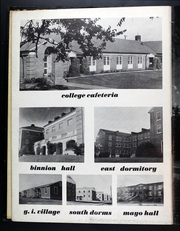 Page 16, 1952 Edition, East Texas State University - Locust Yearbook (Commerce, TX) online yearbook collection