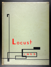 1955 Edition, East Texas State University - Locust Yearbook (Commerce, TX)