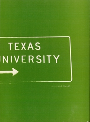 Page 9, 1970 Edition, East Texas State University - Locust Yearbook (Commerce, TX) online yearbook collection