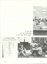 Page 12, 1971 Edition, East Texas State University - Locust Yearbook (Commerce, TX) online yearbook collection