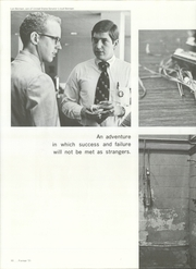 Page 14, 1971 Edition, East Texas State University - Locust Yearbook (Commerce, TX) online yearbook collection