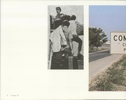 Page 6, 1971 Edition, East Texas State University - Locust Yearbook (Commerce, TX) online yearbook collection