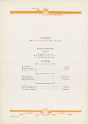 Page 16, 1932 Edition, University of Texas at El Paso - Flowsheet Yearbook (El Paso, TX) online yearbook collection