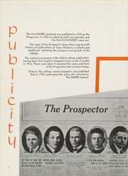 Page 12, 1956 Edition, University of Texas at El Paso - Flowsheet Yearbook (El Paso, TX) online yearbook collection