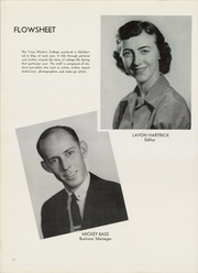 Page 16, 1956 Edition, University of Texas at El Paso - Flowsheet Yearbook (El Paso, TX) online yearbook collection