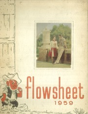 Page 1, 1959 Edition, University of Texas at El Paso - Flowsheet Yearbook (El Paso, TX) online yearbook collection