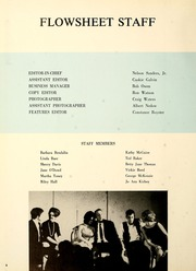 Page 10, 1965 Edition, University of Texas at El Paso - Flowsheet Yearbook (El Paso, TX) online yearbook collection
