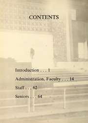 Page 8, 1965 Edition, University of Texas at El Paso - Flowsheet Yearbook (El Paso, TX) online yearbook collection