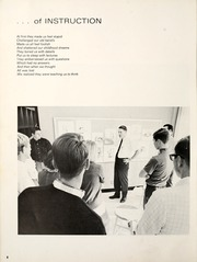 Page 12, 1968 Edition, Tarrant County College - Carillon Yearbook (Fort Worth, TX) online yearbook collection