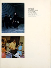 Page 15, 1968 Edition, Tarrant County College - Carillon Yearbook (Fort Worth, TX) online yearbook collection