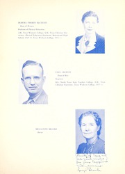 Page 13, 1942 Edition, Texas Wesleyan University - Txweco Yearbook (Fort Worth, TX) online yearbook collection
