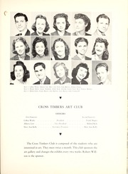 Page 133, 1942 Edition, Texas Wesleyan University - Txweco Yearbook (Fort Worth, TX) online yearbook collection