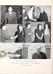 Page 144, 1943 Edition, Texas Wesleyan University - Txweco Yearbook (Fort Worth, TX) online yearbook collection