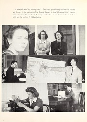 Page 155, 1943 Edition, Texas Wesleyan University - Txweco Yearbook (Fort Worth, TX) online yearbook collection