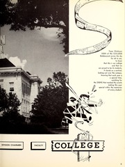 Page 9, 1957 Edition, Texas Wesleyan University - Txweco Yearbook (Fort Worth, TX) online yearbook collection