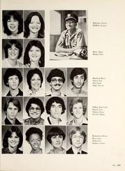 Page 243, 1979 Edition, Texas Wesleyan University - Txweco Yearbook (Fort Worth, TX) online yearbook collection
