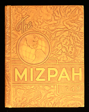 Southwestern Adventist University - Mizpah Yearbook (Keene, TX) online yearbook collection, 1948 Edition, Page 1