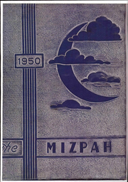 1950 Edition, Southwestern Adventist University - Mizpah Yearbook (Keene, TX)