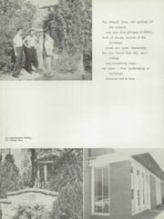 Page 10, 1957 Edition, Southwestern Adventist University - Mizpah Yearbook (Keene, TX) online yearbook collection