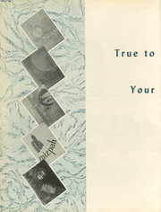 Page 2, 1957 Edition, Southwestern Adventist University - Mizpah Yearbook (Keene, TX) online yearbook collection
