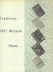 Page 3, 1957 Edition, Southwestern Adventist University - Mizpah Yearbook (Keene, TX) online yearbook collection