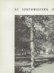 Page 8, 1957 Edition, Southwestern Adventist University - Mizpah Yearbook (Keene, TX) online yearbook collection