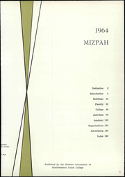 Page 9, 1964 Edition, Southwestern Adventist University - Mizpah Yearbook (Keene, TX) online yearbook collection