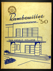 Angelo State University - Rambouillet Yearbook (San Angelo, TX) online yearbook collection, 1950 Edition, Page 1