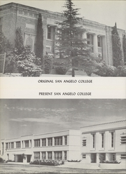 Page 12, 1954 Edition, Angelo State University - Rambouillet Yearbook (San Angelo, TX) online yearbook collection