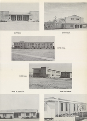 Page 13, 1954 Edition, Angelo State University - Rambouillet Yearbook (San Angelo, TX) online yearbook collection